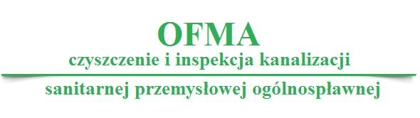 Usługi kanalizacyjne Ofma
